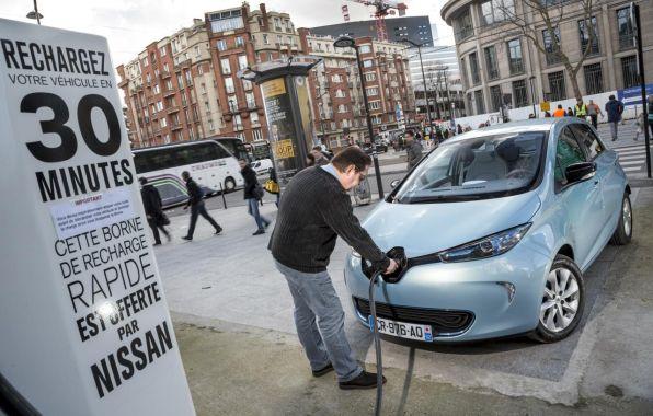 Renault prévoit 300 à 400 km d'autonomie pour Zoé en 2018