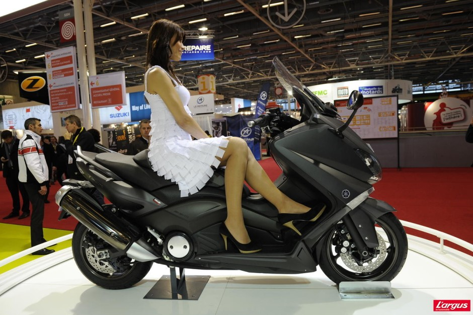 salon de la moto 2011 yamaha 530 t max photo 8 l 39 argus. Black Bedroom Furniture Sets. Home Design Ideas