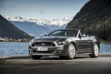 Ford Mustang cabriolet malus 2018