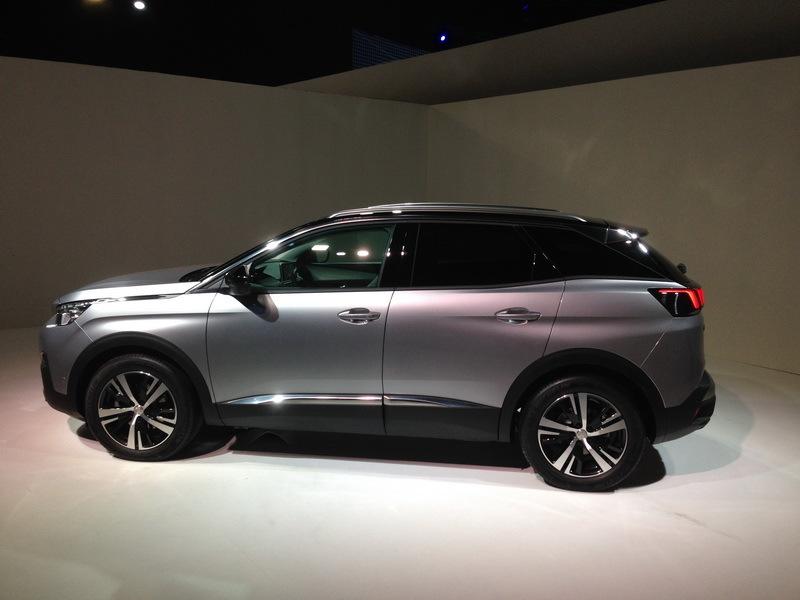 Unveiled 2017 Peugeot 3008 Finalgear Com Forums