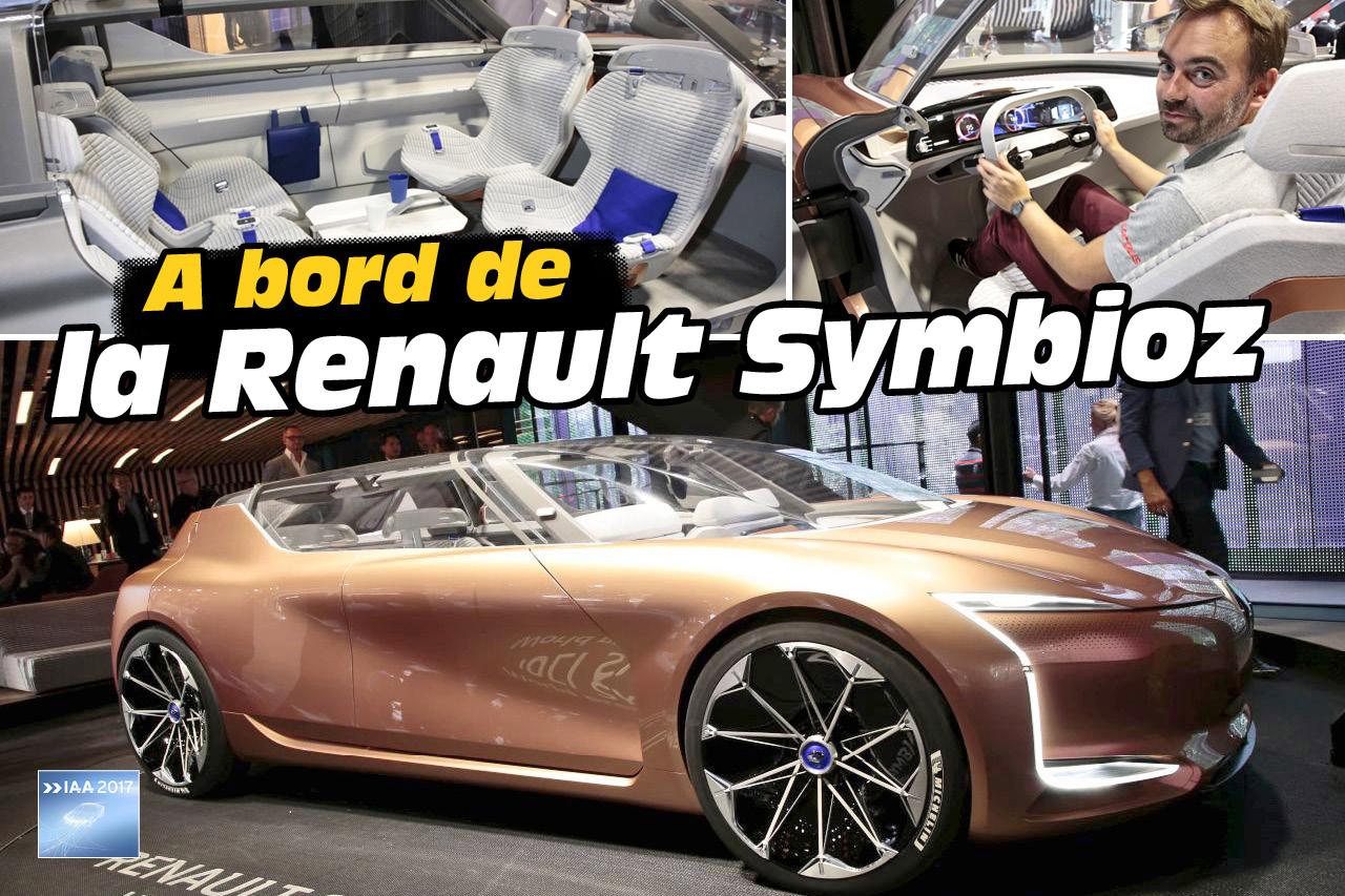 La Renault Symbioz dans le détail