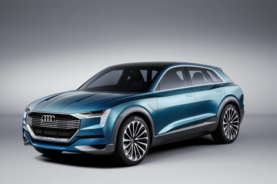 Audi Q6 (2018) : le futur SUV électrique sera produit en ...