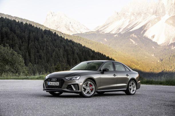 Audi a4 s line 2020