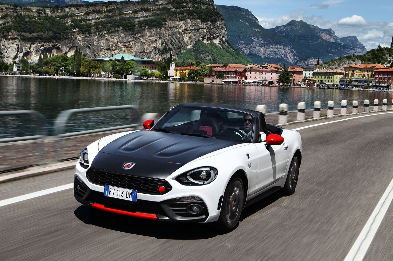 Essai Abarth 124 Spider 2016 Choisis Ton Camp
