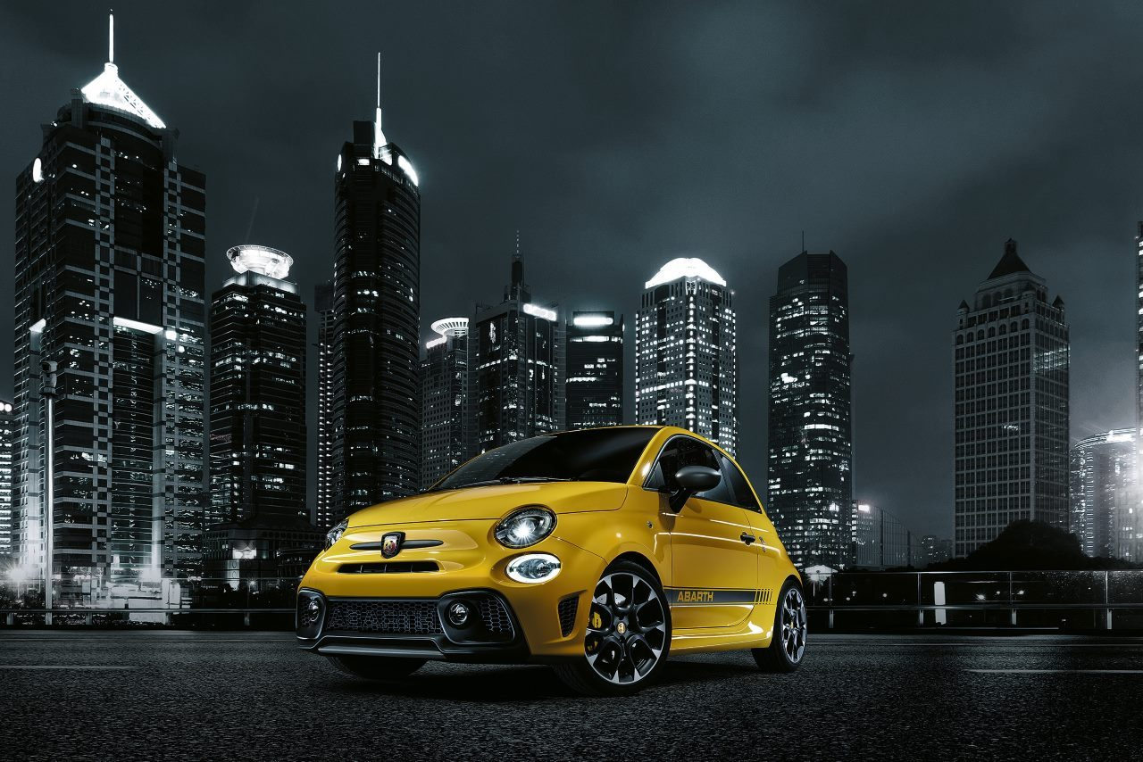 nouvelle abarth 595 une fiat 500 encore plus virile l 39 argus. Black Bedroom Furniture Sets. Home Design Ideas