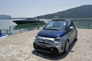 Riva Abarth 695 Rivale 175th avant droit