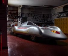 Abarth Monoposto 1960 Pininfarina degler studio