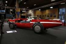 Abarth 2000 Monoposto Record (1965) Rétromobile 2018