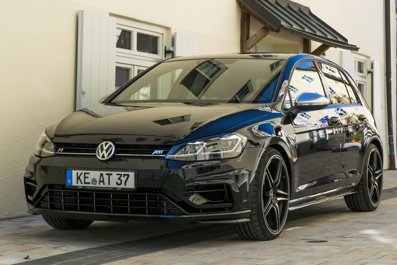 volkswagen golf r 400 elle est pr te chez abt photo 3 l 39 argus. Black Bedroom Furniture Sets. Home Design Ideas