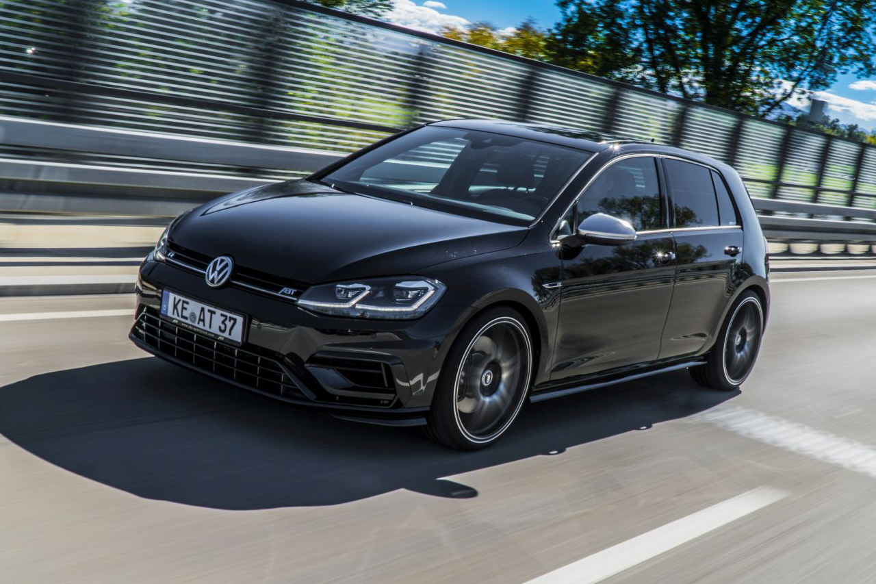 volkswagen golf r 400 elle est pr te chez abt photo 1 l 39 argus. Black Bedroom Furniture Sets. Home Design Ideas