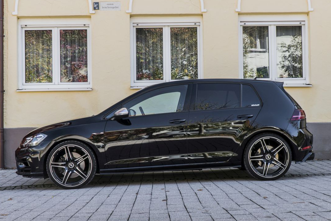 volkswagen golf r 400 elle est pr te chez abt photo 6 l 39 argus. Black Bedroom Furniture Sets. Home Design Ideas