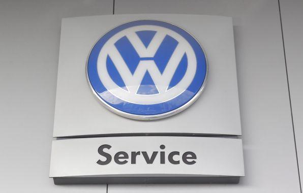 logo Volkswagen Service