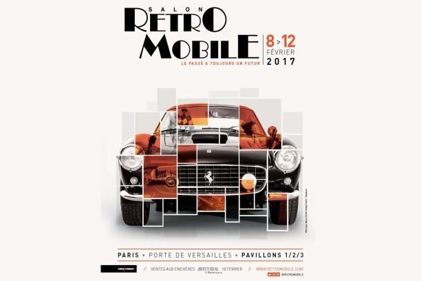 R tromobile 2017 programme des ventes et infos pratiques for Salon porte de versailles retromobile