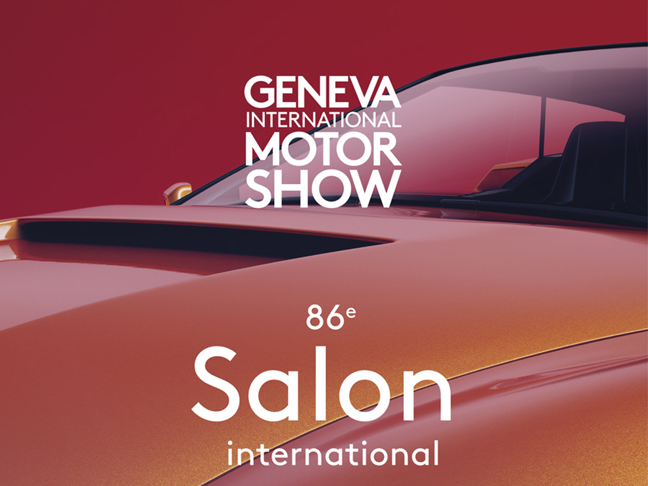 Le Salon International de l'Automobile de Genève