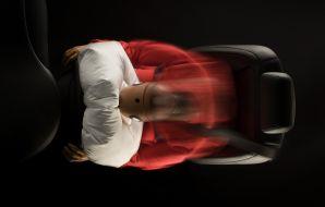 Mercedes airbag haut