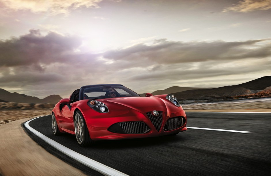 tarifs alfa romeo 4c les prix du spider et du coup 2015 photo 11 l 39 argus. Black Bedroom Furniture Sets. Home Design Ideas