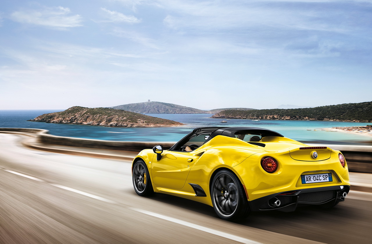 tarifs alfa romeo 4c les prix du spider et du coup 2015 photo 4 l 39 argus. Black Bedroom Furniture Sets. Home Design Ideas