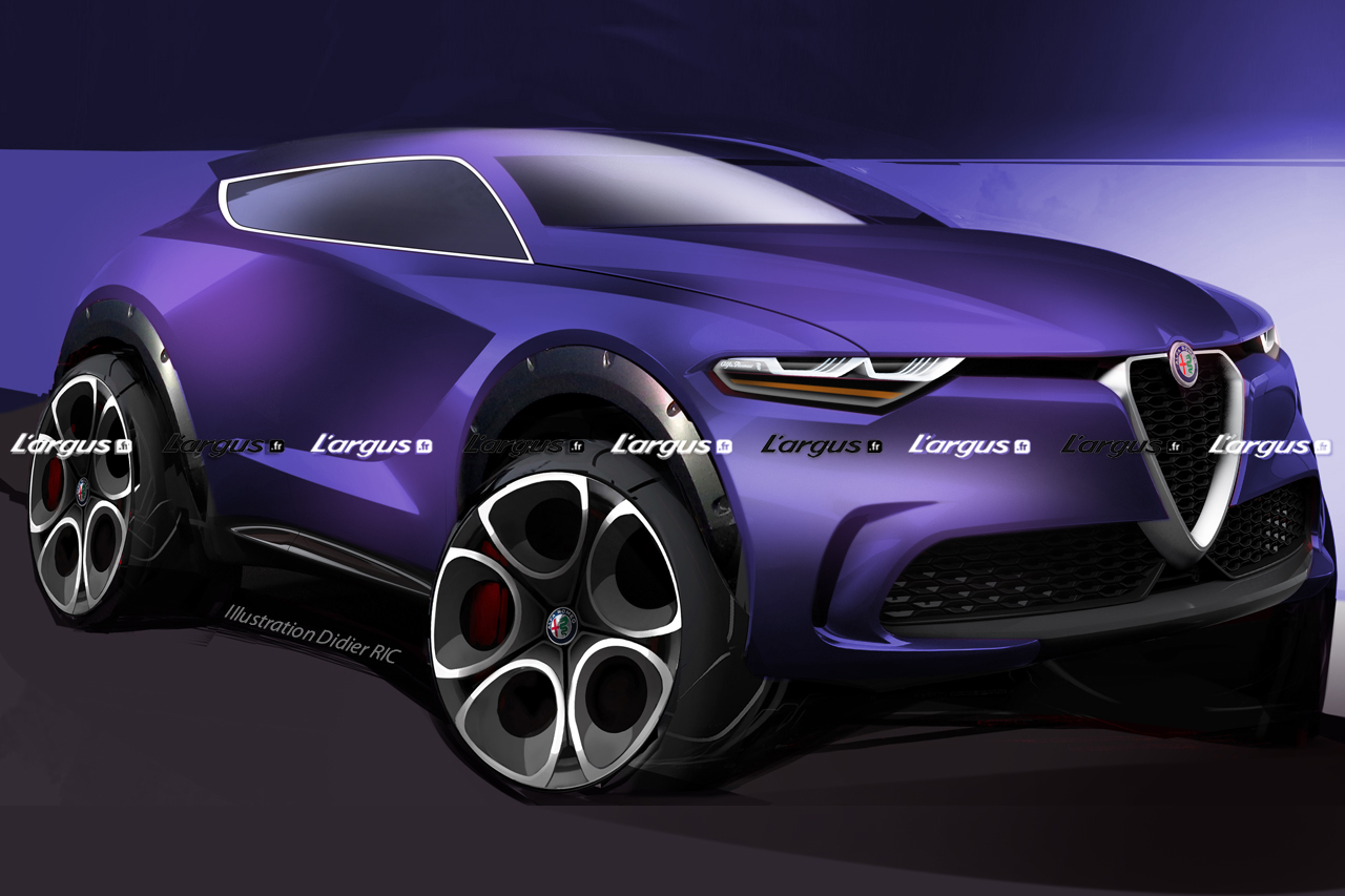 [Calendrier] les futures Alfa Romeo jusqu'en 2022