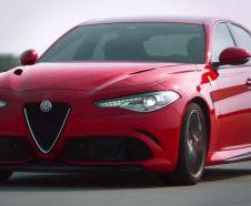 Avant Alfa Romeo Giulia QV 2015