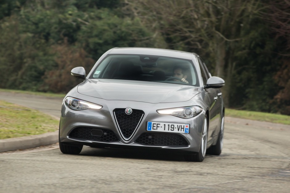 essai alfa romeo giulia notre avis sur le diesel 150 ch photo 11 l 39 argus. Black Bedroom Furniture Sets. Home Design Ideas