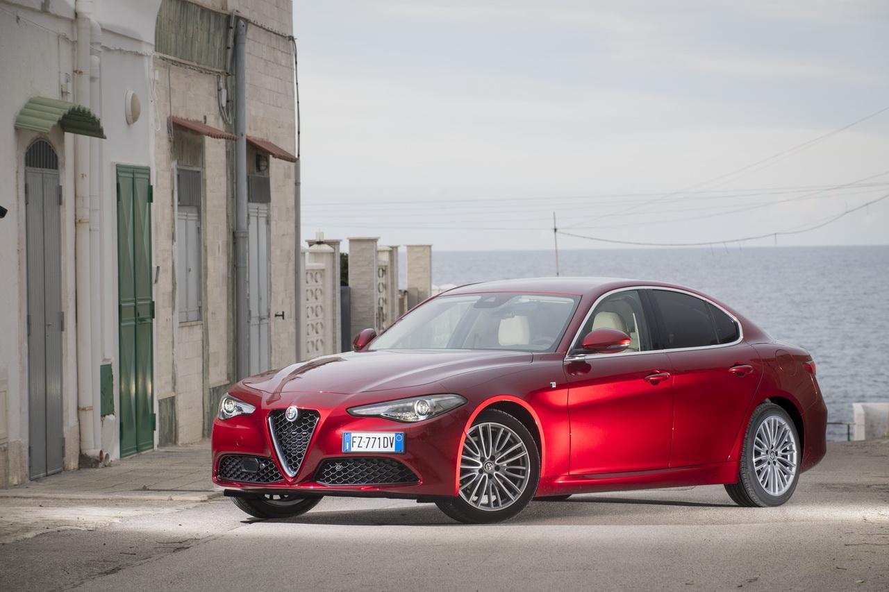 Prix Alfa Romeo Giulia (2020) : hausse des tarifs après la mise à jour