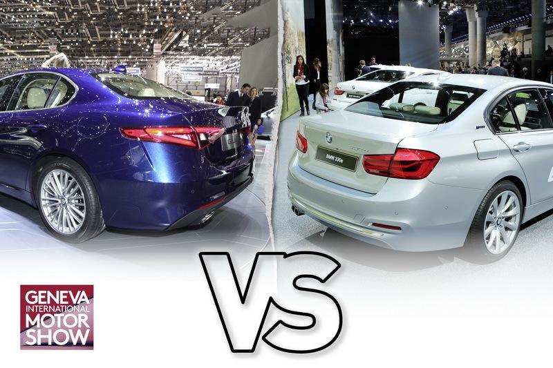 Alfa Romeo Giulia vs BMW Série 3 : le match des familiales ...