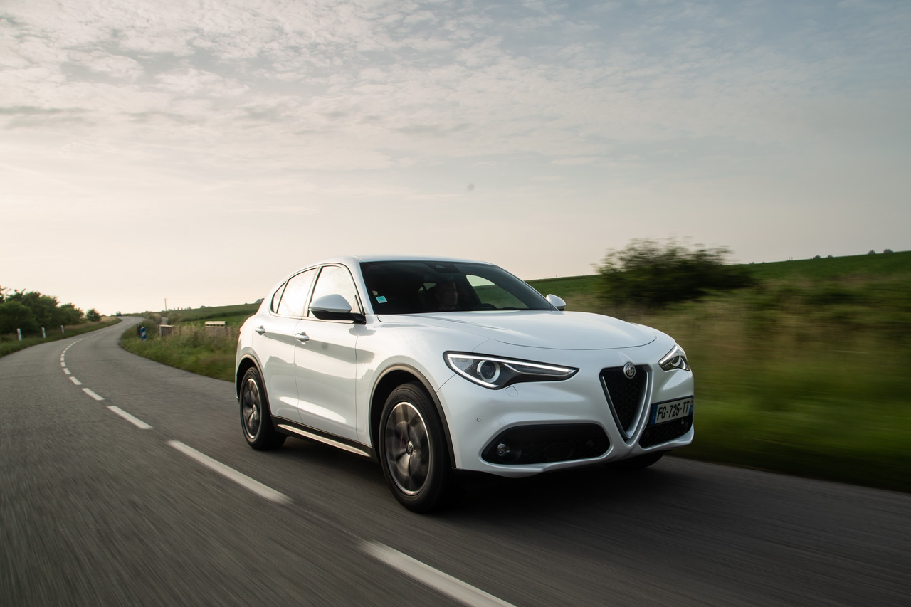 Essai Alfa Romeo Stelvio 2.2 Diesel 160 : le test du premier prix