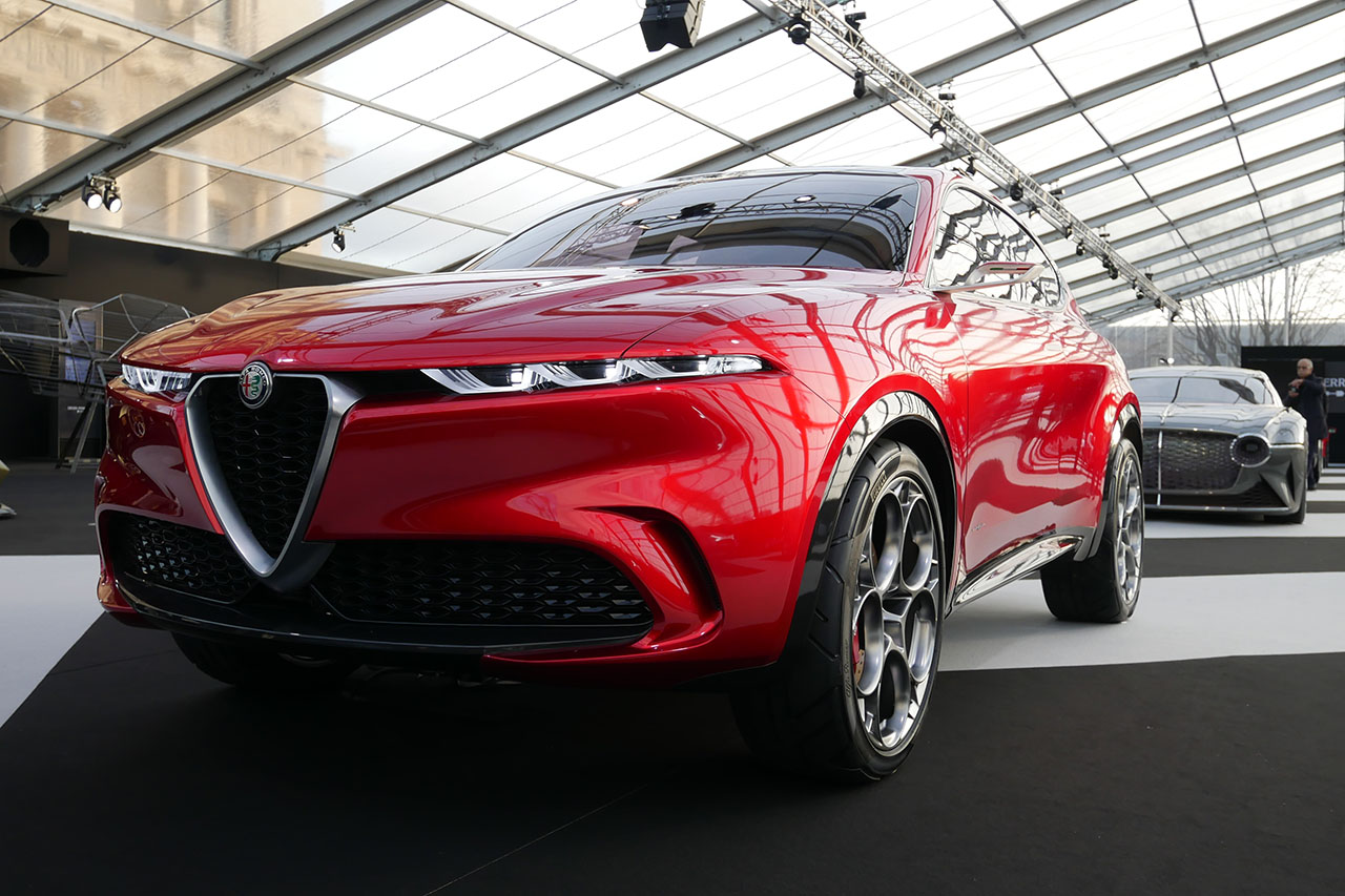 Festival Automobile International 2020 : visite du salon en images