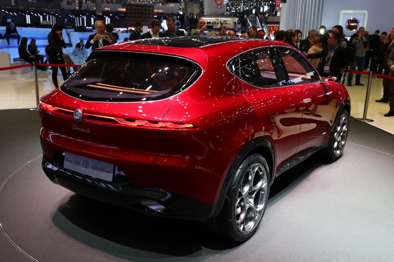 Alfa Romeo Tonale (2021) : les premières images fuitent ...