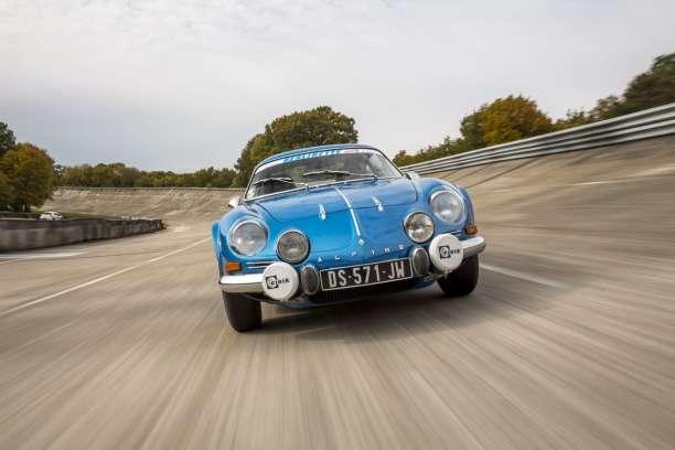 alpine renault berlinette 1600 occasion