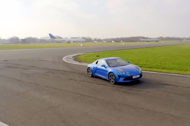 alpine A110 top gear