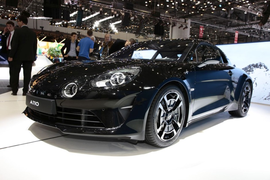 gen ve 2018 les alpine a110 pure et a110 l gende en d tail alpine a110 l gende l 39 argus. Black Bedroom Furniture Sets. Home Design Ideas