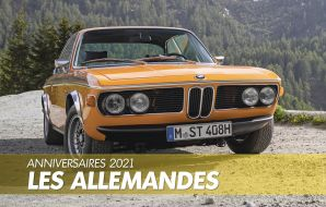 anniversaire voitures allemandes 2021