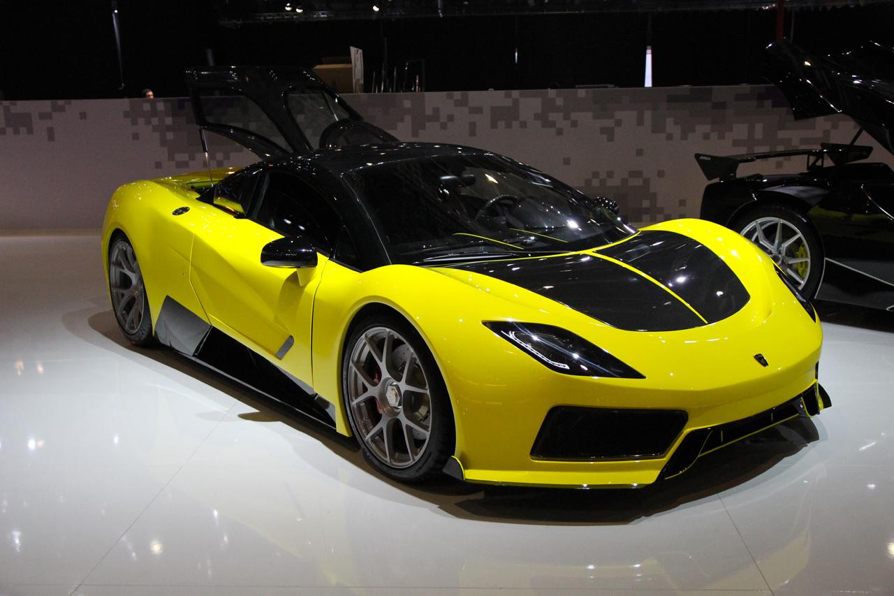 Top des voitures les plus puissantes du salon de gen ve - Salon voiture occasion ...
