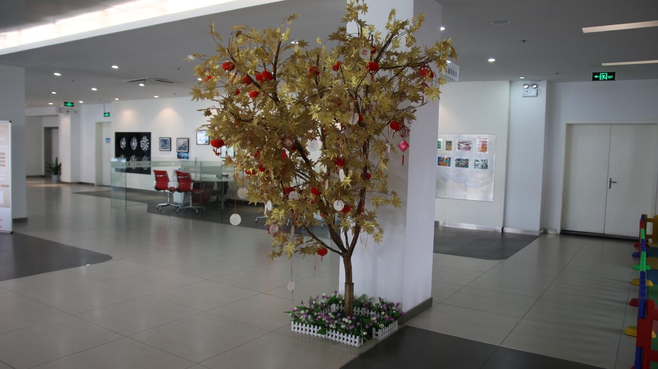 Nous avons visit la concession citro n de shanghai photo 9 l 39 argus - L arbre a souhait ...