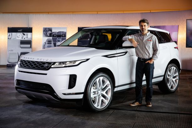 range rover evoque 2 2019 nos impressions bord en vid o l 39 argus. Black Bedroom Furniture Sets. Home Design Ideas