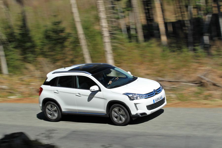 Citroën C4 Aircross et Peugeot 4008 : c'est fini ! - L'argus