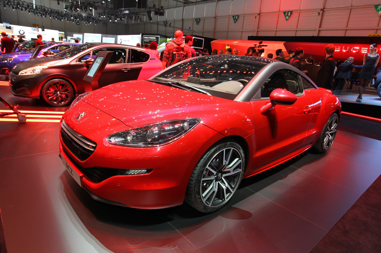 peugeot confirme l 39 arr t du coup rcz l 39 argus. Black Bedroom Furniture Sets. Home Design Ideas