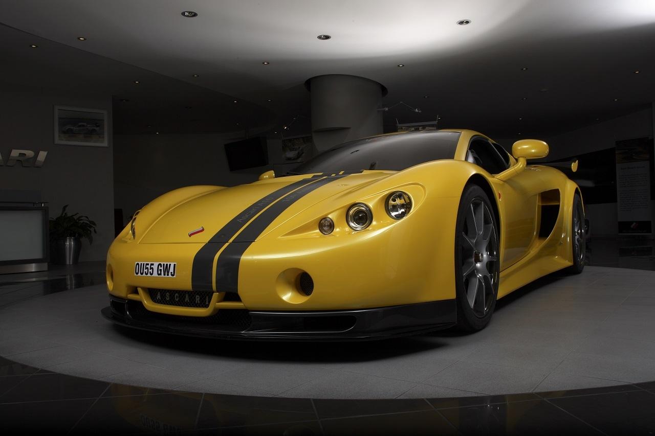 top 50 des voitures les plus puissantes au monde