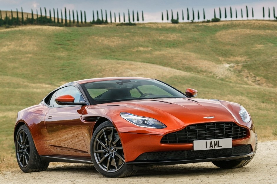 mondial de l 39 automobile de paris 2016 les absentes aston martin db11 l 39 argus. Black Bedroom Furniture Sets. Home Design Ideas