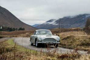 aston martin DB5 goldfinger james bond