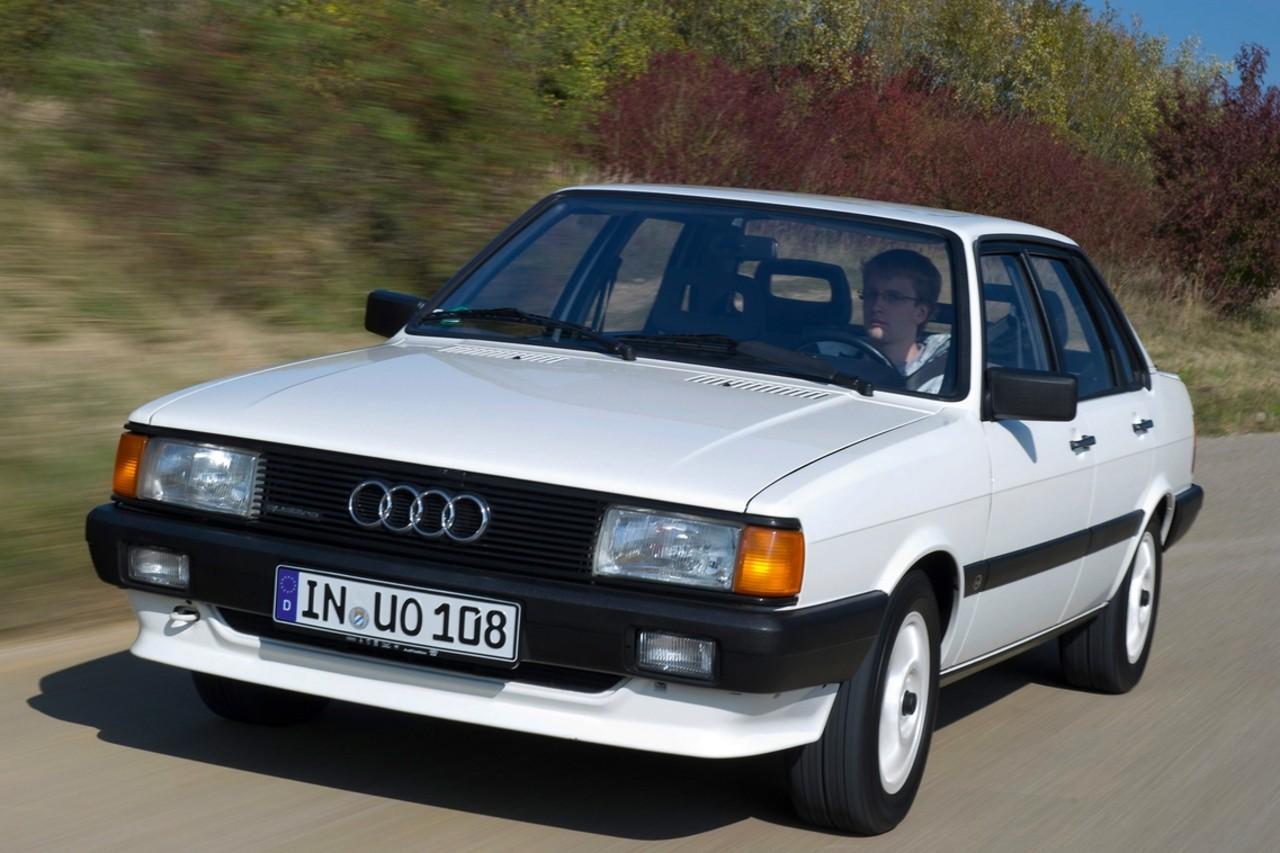 Ventes 2018. Top des anciennes et youngtimers - Audi 80 ...