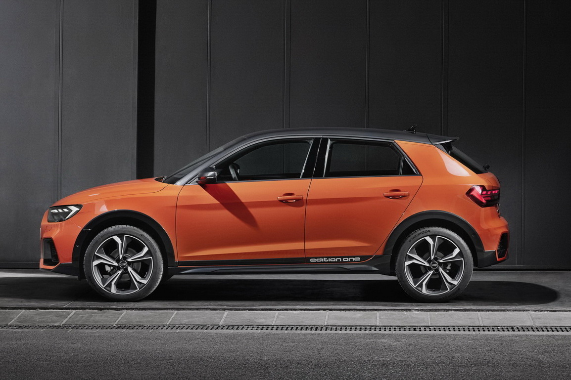 Prix Audi A1 : les tarifs de l'A1 Citycarver