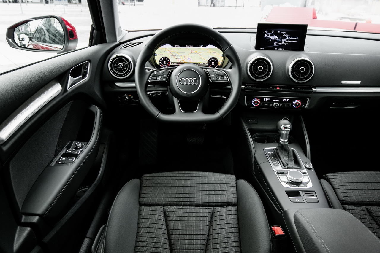 audi a3 sportback 1 0 tfsi 2016 l 39 essai de la nouvelle a3 essence photo 18 l 39 argus. Black Bedroom Furniture Sets. Home Design Ideas