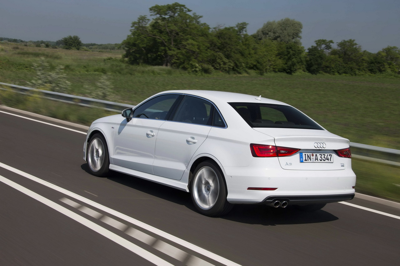 Essai Audi A3 Berline 2.0 TDI (2013) - Photo #6 - L'argus
