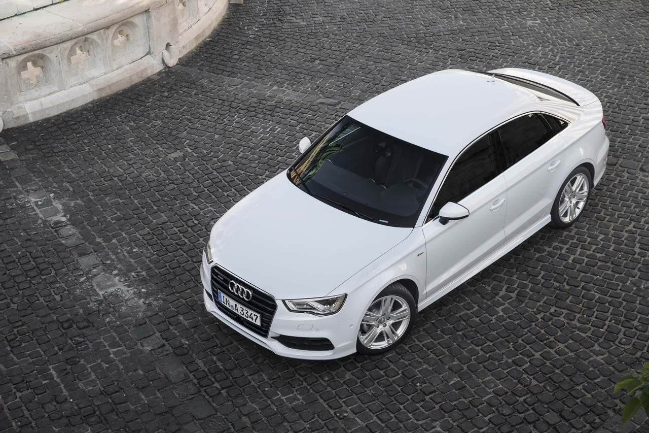 essai audi a3 berline 2 0 tdi 2013 photo 16 l 39 argus. Black Bedroom Furniture Sets. Home Design Ideas