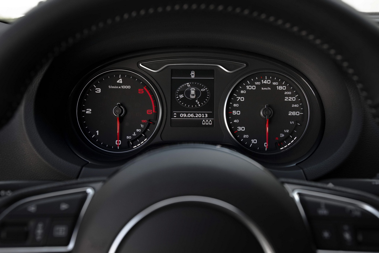 Audi A3 Vs A4 >> Essai Audi A3 Berline 2.0 TDI (2013) - L'argus