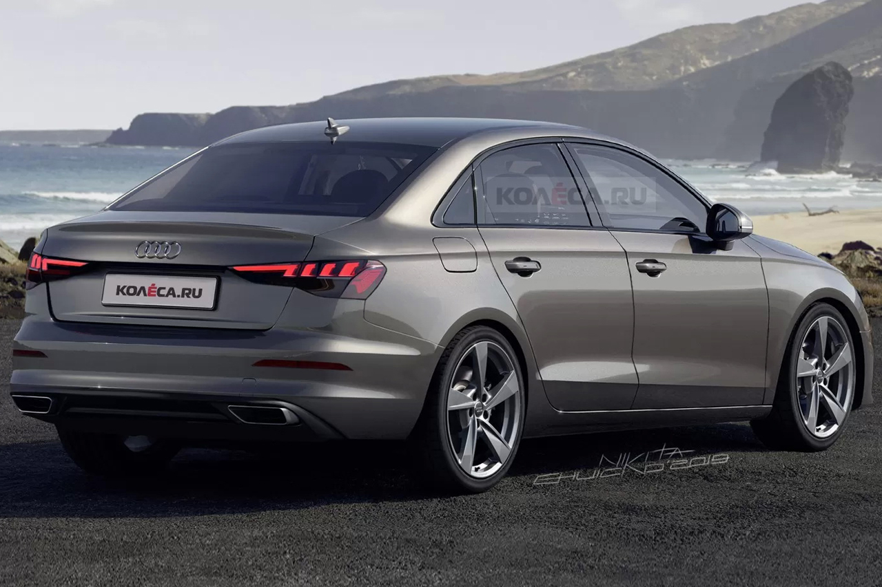 Audi A3 2020 Un Apercu De La Nouvelle A3 Berline