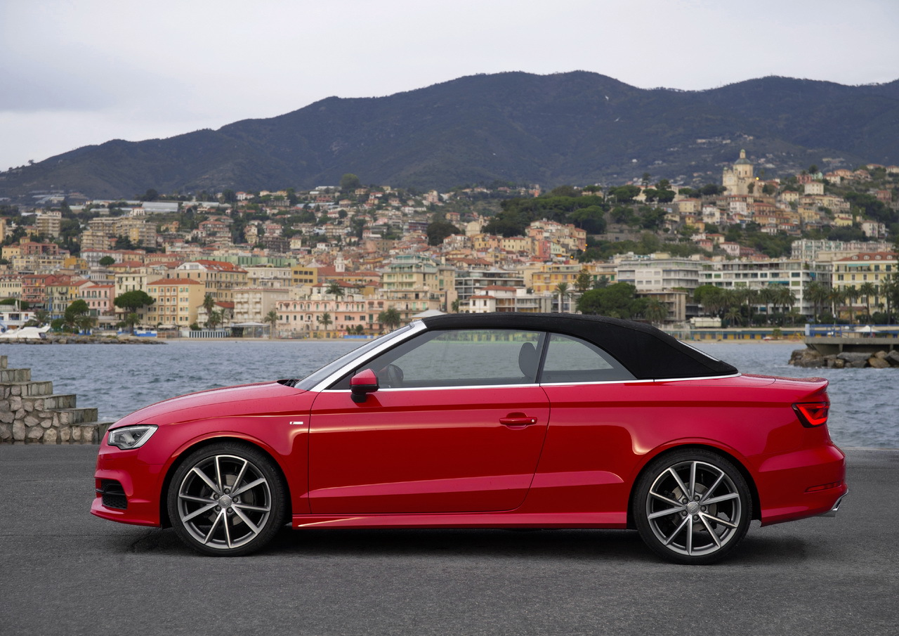 essai audi a3 cabriolet un moteur 2 0 tdi de 150 ch sobre et performant l 39 argus. Black Bedroom Furniture Sets. Home Design Ideas