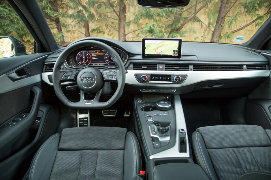Audi a4 edition 2018 une nouvelle s rie sp ciale for Audi a4 onderdelen interieur